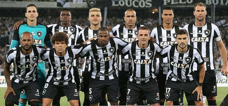 Elenco Botafogo 2017