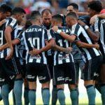 Elenco do Botafogo 2019