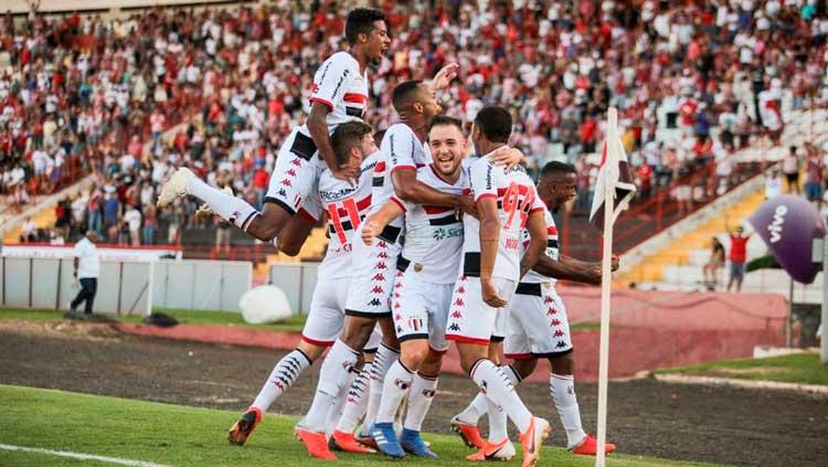 Elenco Botafogo-SP 2019