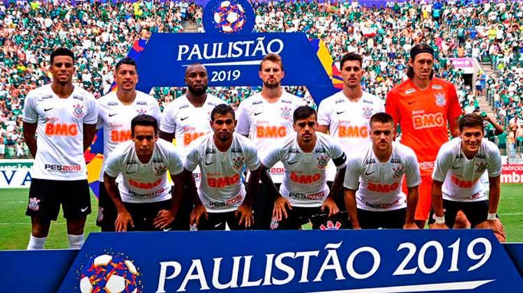Elenco do Corinthians 2019