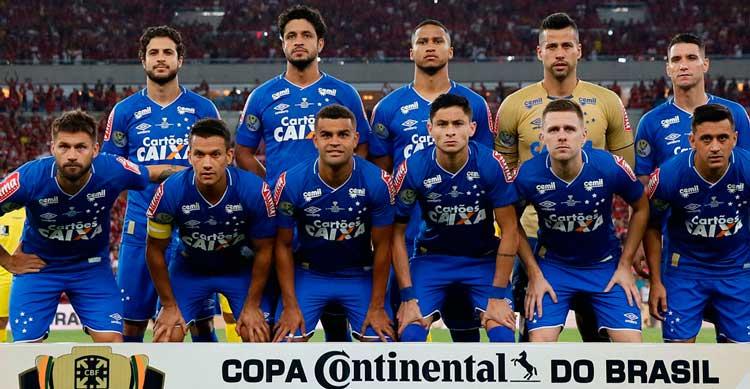 Elenco Cruzeiro 2017