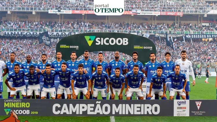 Elenco do Cruzeiro 2019