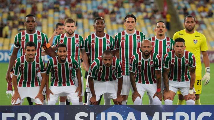 Elenco do Fluminense 2019