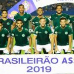 Elenco Goiás 2019