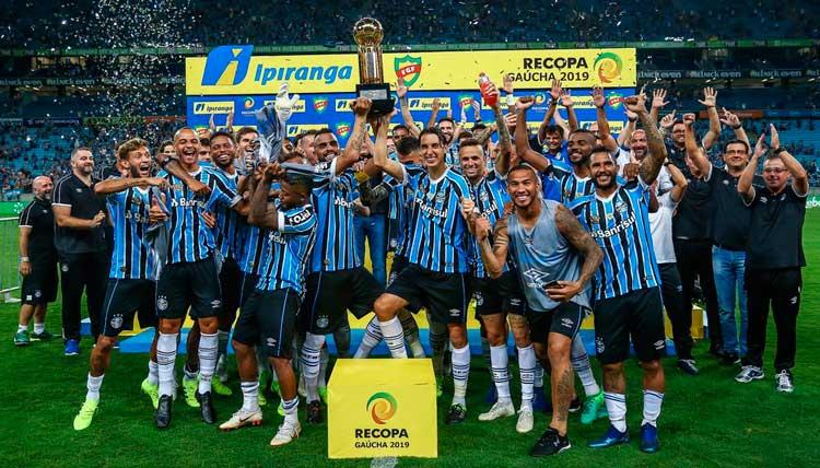 Elenco Grêmio 2019