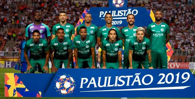 Elenco Guarani 2019
