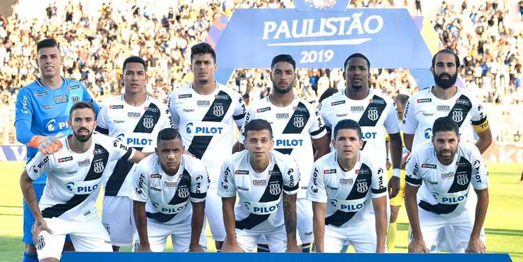Elenco Ponte Preta 2019