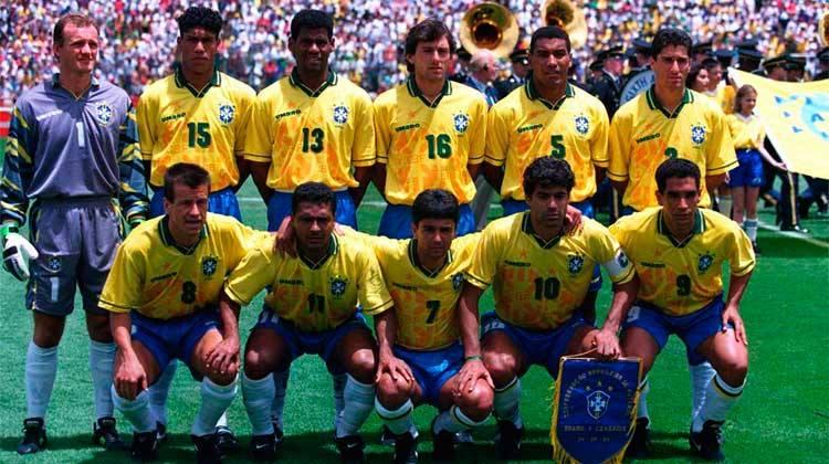 Elenco da Seleção Brasileira de 94