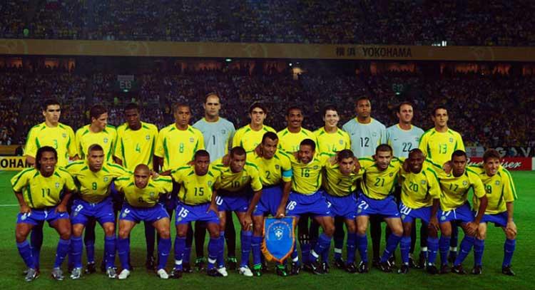 Seleção Brasileira de 2002