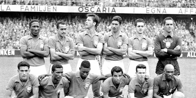 Seleção Brasileira de 58