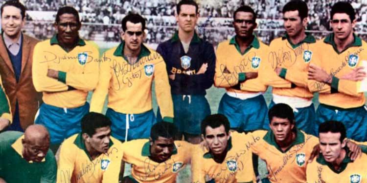 Seleção Brasileira de 62
