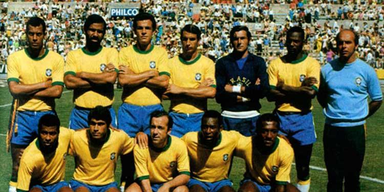 Seleção Brasileira de 70