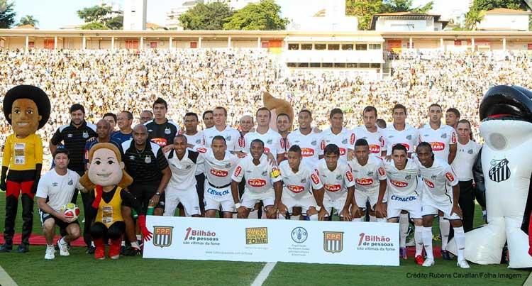 Elenco Santos 2010