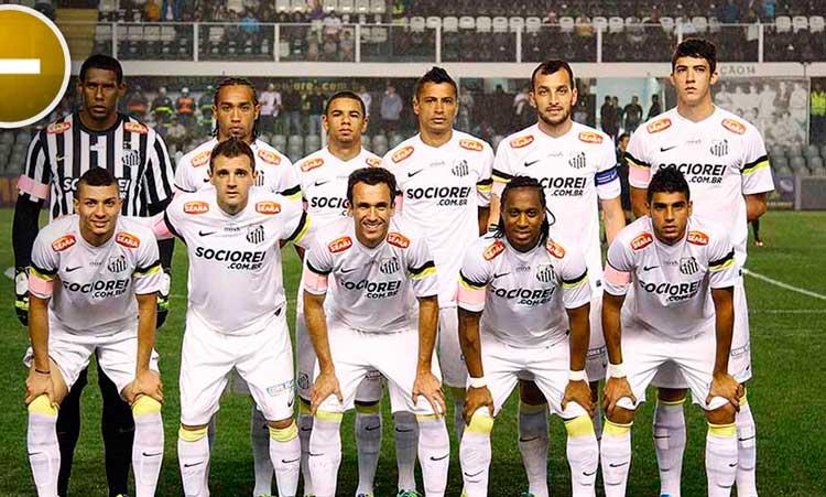 Elenco Santos 2013