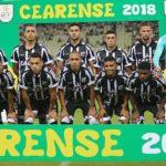 Elenco Ceará 2018