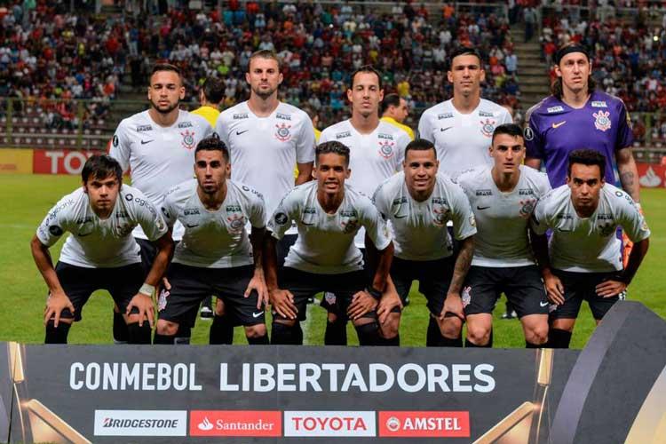 Elenco Corinthians 2018