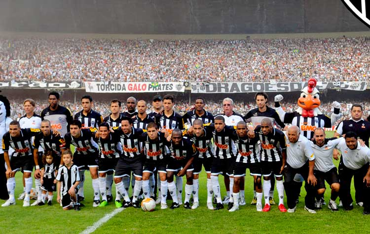 Elenco Atlético-MG 2010