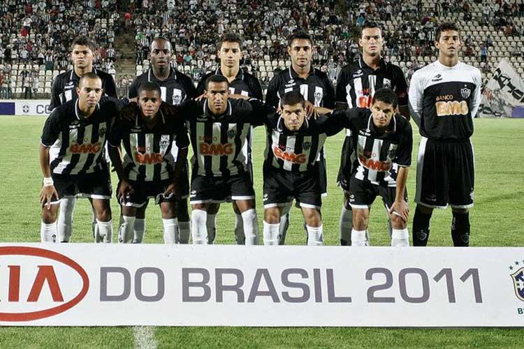 Elenco Atlético-MG 2011