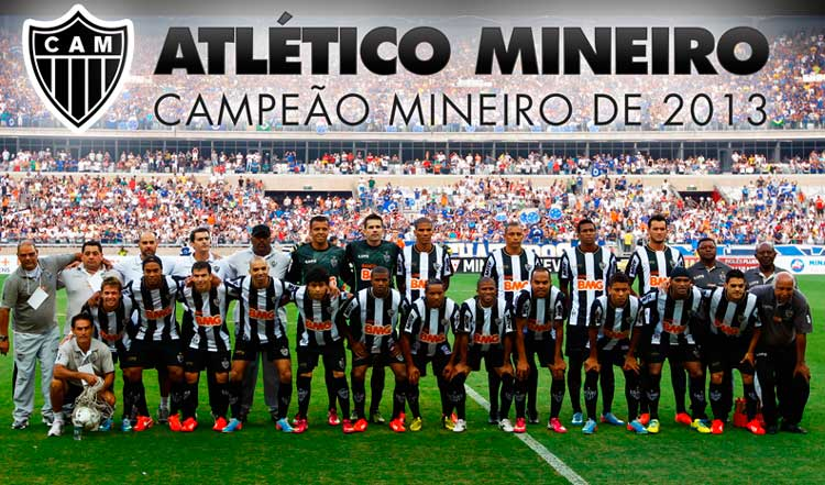 Elenco Atlético-MG 2013