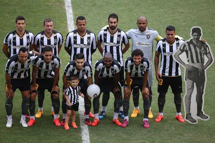 Elenco Botafogo 2015