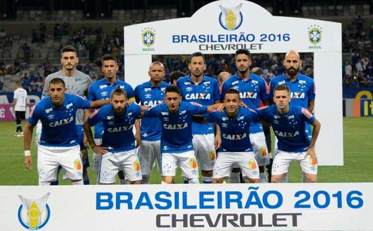 Elenco Cruzeiro 2016