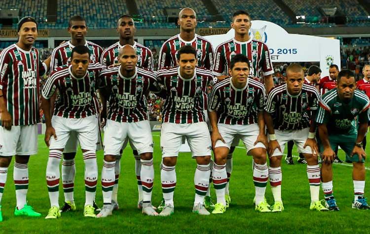Elenco Fluminense 2015
