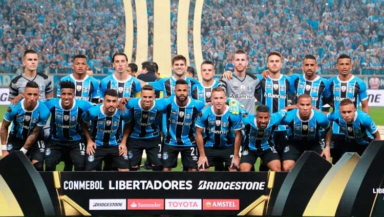 Elenco Grêmio 2017