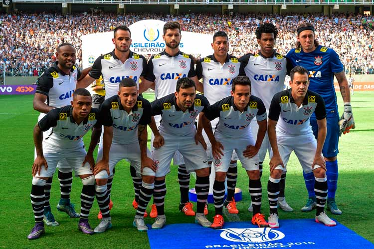 Elenco Corinthians 2015
