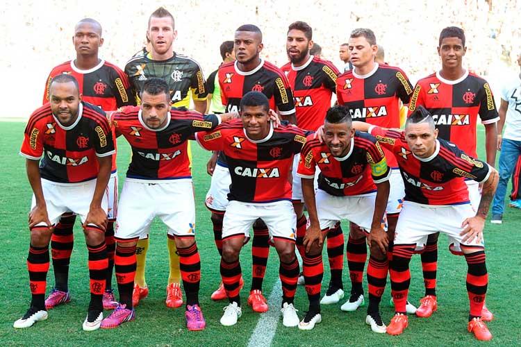 Elenco Flamengo 2015